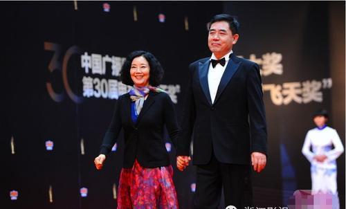 陈宝国和赵奎娥在戏中是夫妻,生活中也是夫妻!