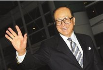 香港首富,地产巨头,李嘉诚:我就是一个普通的香港人