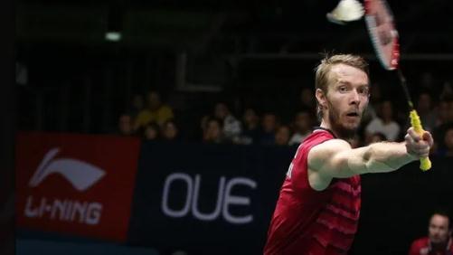 羽毛球男双名将36岁的摩根森退出丹麦国家队后