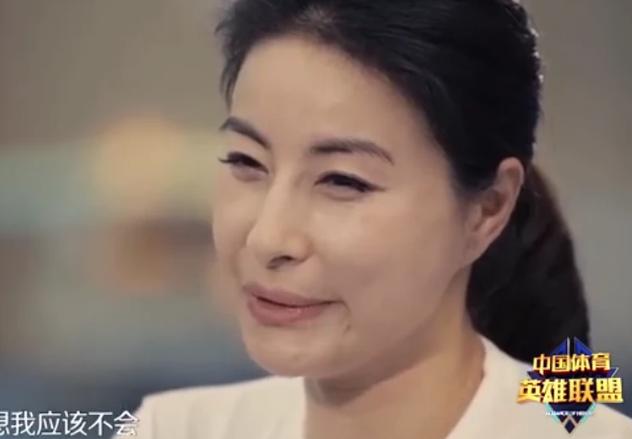 郭晶晶:未来不会让她的三个孩子去练跳水