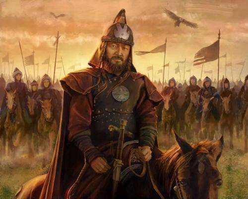 成吉思汗的事迹你听过多少呢,让我们一起来见证他的英勇
