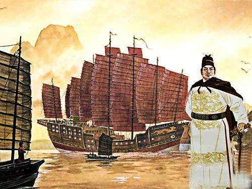 郑和为什么要下西洋?七下西洋的船队规模有多庞大?