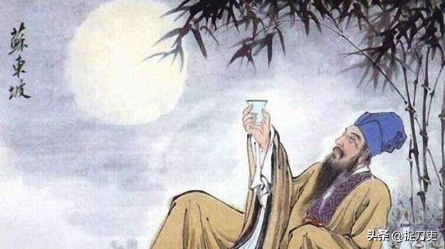 苏轼乃是一个文学天才,让我们来看看他传奇的一生