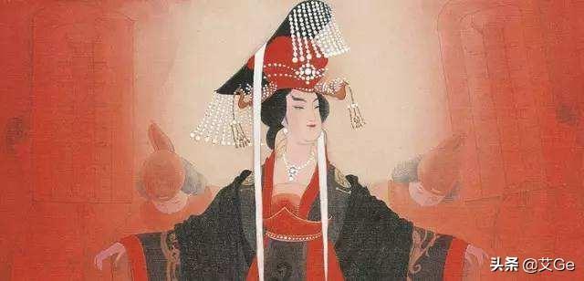 古代唯一的女皇帝——武则天