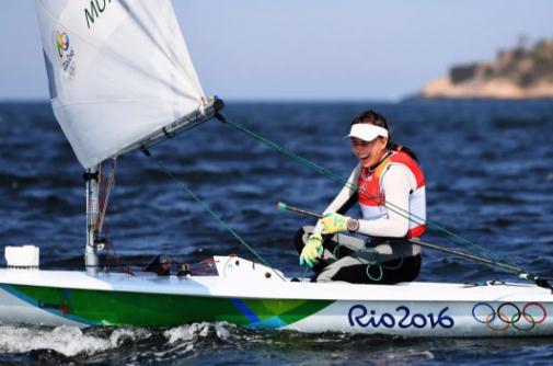 爱尔兰家喻户晓的体育明星——帆船名将Annalise Murphy!