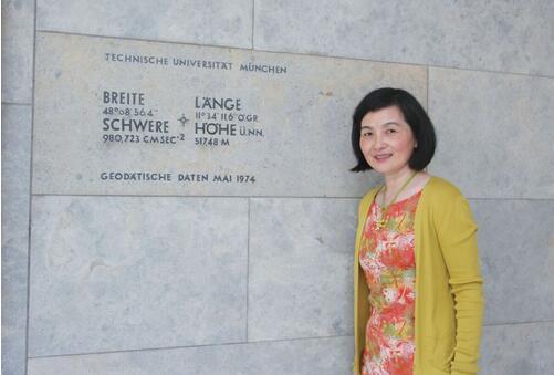 孟立秋:先后当选德国国家科学院院士和巴伐利亚州科学院院士