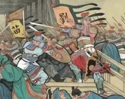 岳飞被陷害被杀,那么为何坚持抗金的韩世忠也可以全身而退?
