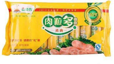 金锣肉粒多多少钱一箱?保质期是几个月