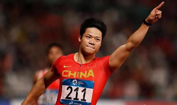 2018年6月23日,苏炳添在男子100米决赛中,以9秒91夺冠追平亚洲纪录