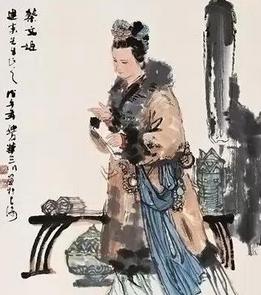 影响蔡文姬一生的六个男人,才女命运多舛,最后隐居山林