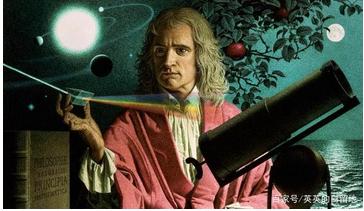 牛顿情窦初开,为爱情变优秀
